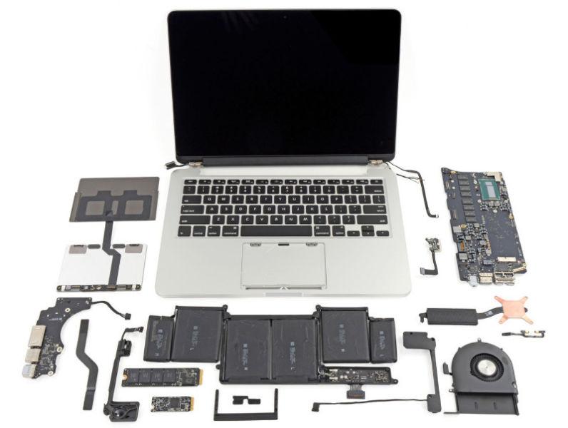 Запчасти для любых ноутбуков